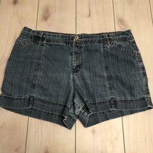 ✅ Denim Shorts